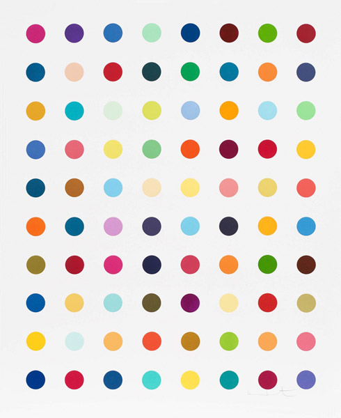 Damien Hirst - Gly-Gly-Ala