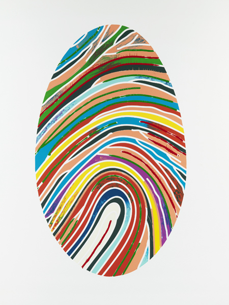 Marc Quinn - Internal Labyrinth 1